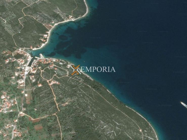 Urbanized land L165 – Island of Dugi otok, Zman