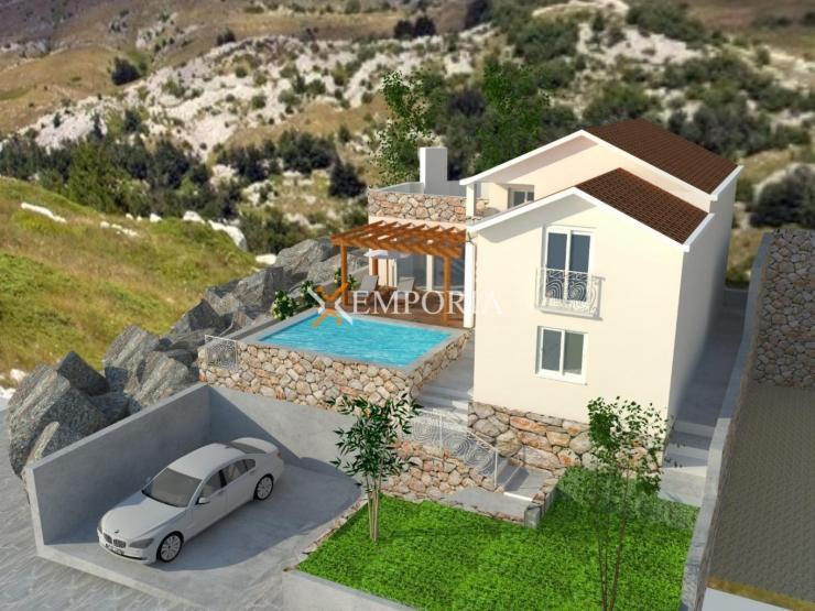 House H355 – Starigrad, Tribanj
