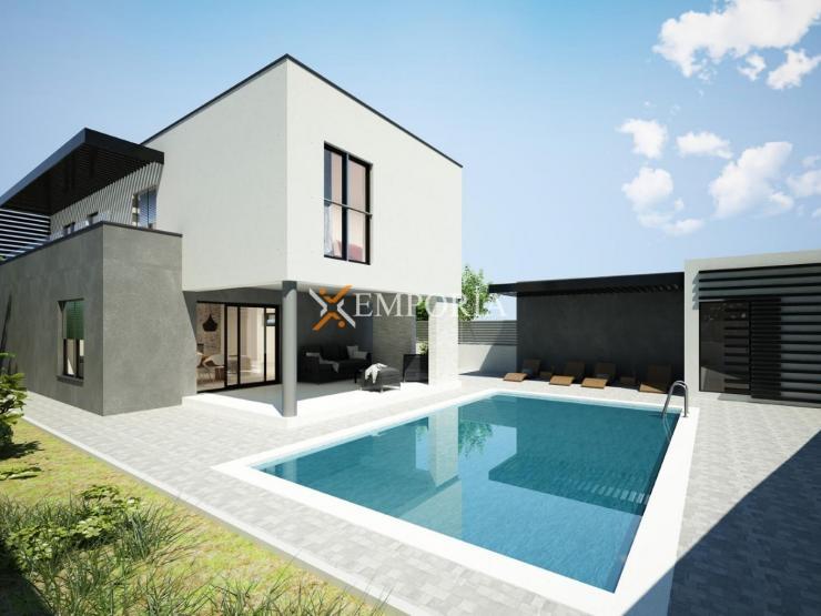 House H376 – Nin, Zaton