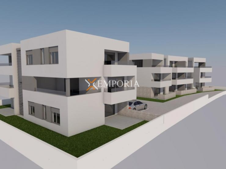 Apartment A485 – Nin, Zaton