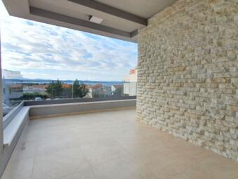 Pogled s balkona Borik