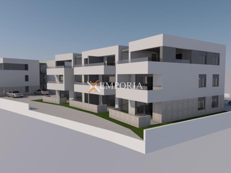 Apartment A518 – Nin, Zaton