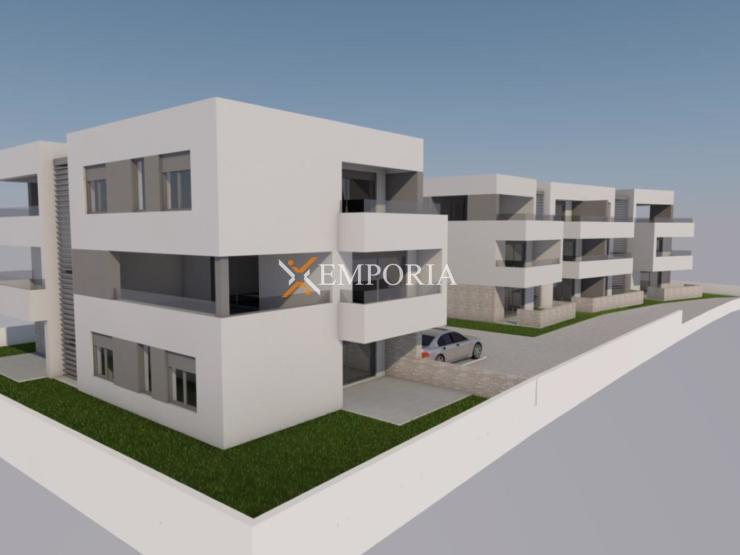 Apartment A519 – Nin, Zaton