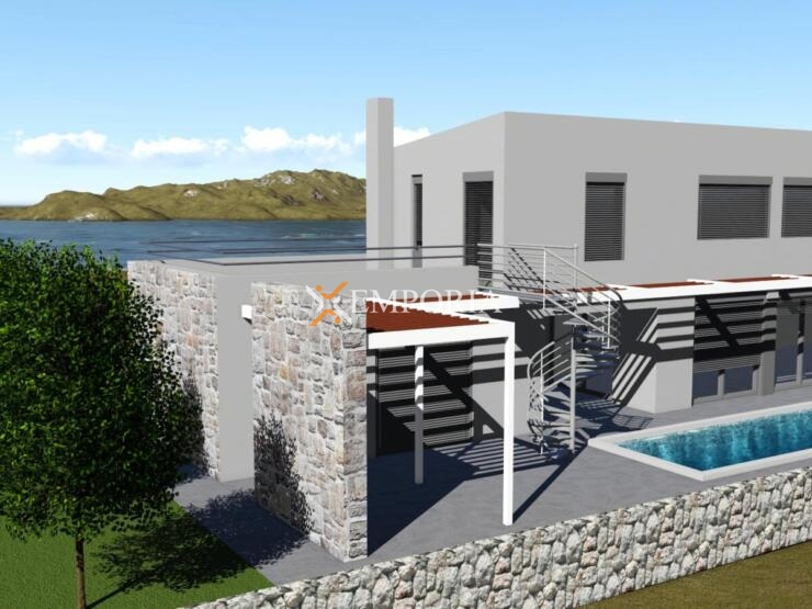 House H452 – Island Pašman, Mrljane