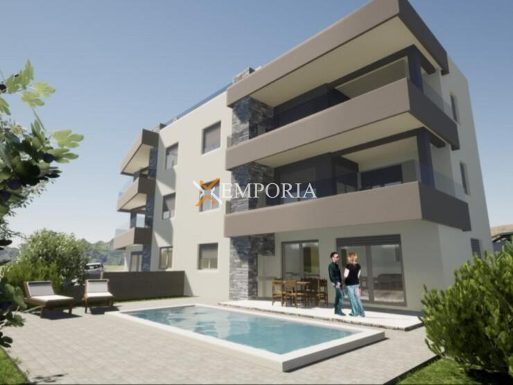 Apartment A657 – Posedarje, Vinjerac