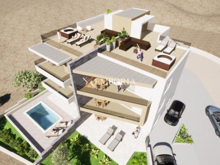 Apartment A701 – Posedarje, Vinjerac