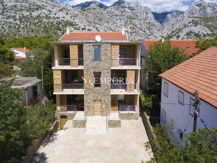 Apartment A703 – Starigrad